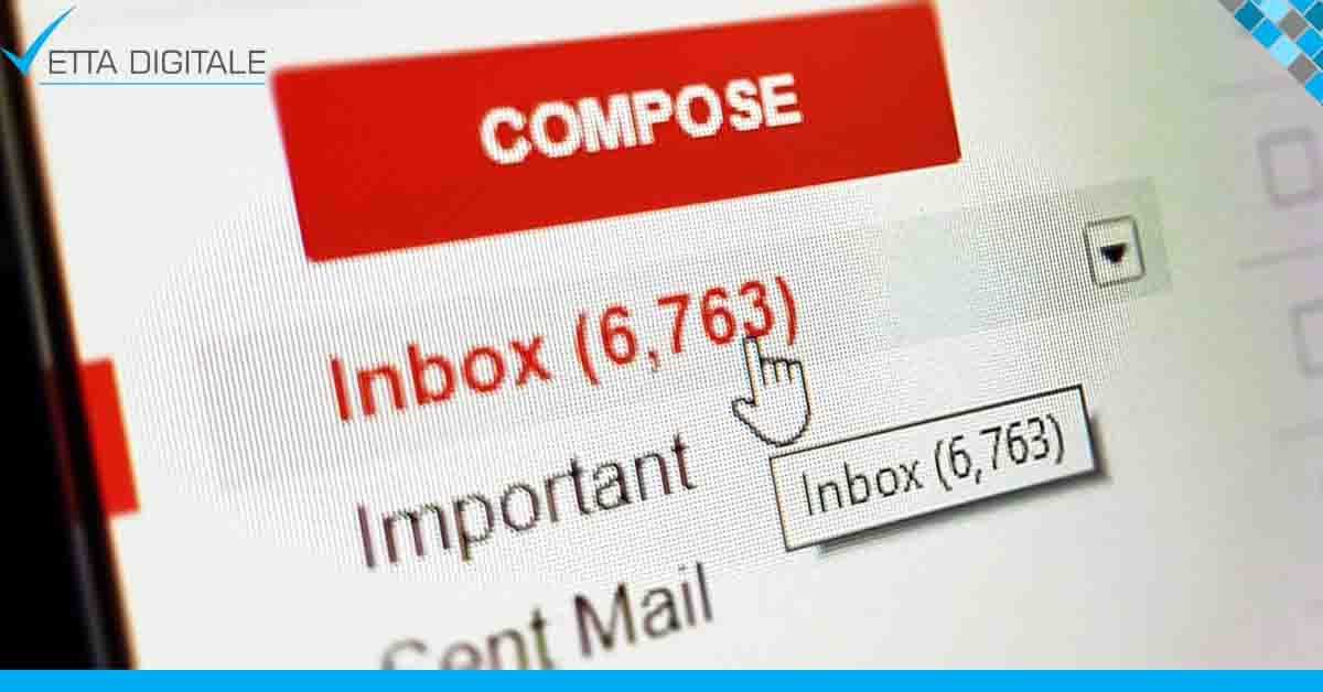 Email personalizzata